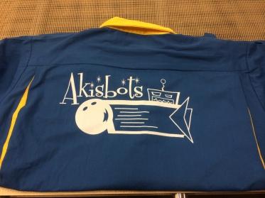 Akisbots bowling team