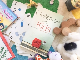 Book notes: Clutterfree with Kids